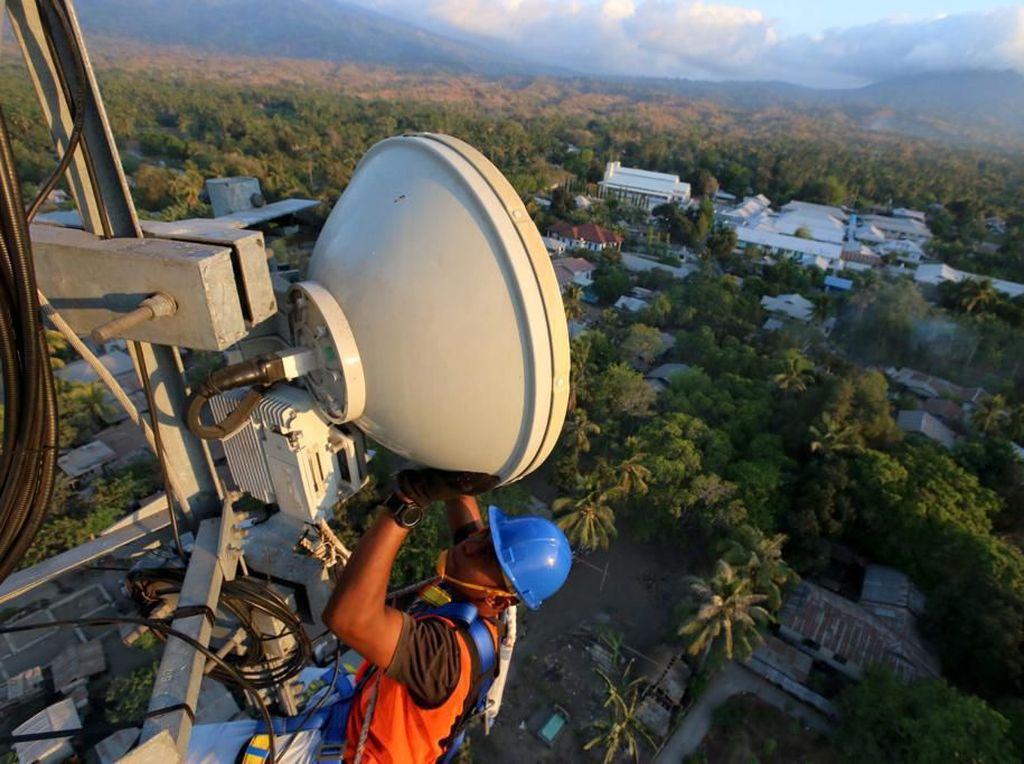 Demi 4G dan 5G, Siapa Mau Borong Lelang Frekuensi 2,3 GHz?