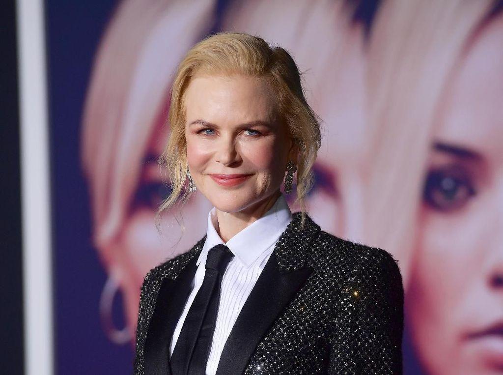 Nicole Kidman Terluka saat Jalani Karantina