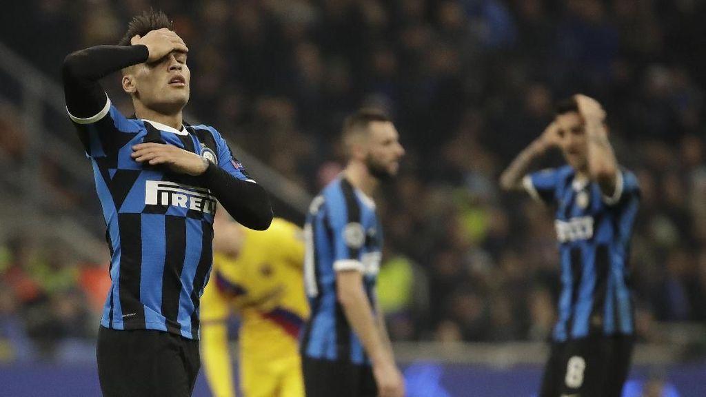 Ada Inter, Ini 8 Tim yang Terlempar ke Liga Europa