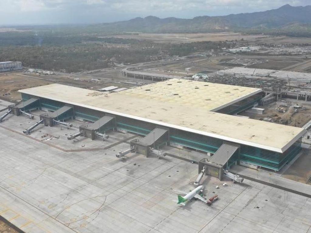 Bandara Baru Yogyakarta Beroperasi Penuh Maret 2020