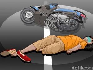 8 Motor dan 2 Mobil Terlibat Kecelakaan Selama Musim Mudik di Cianjur