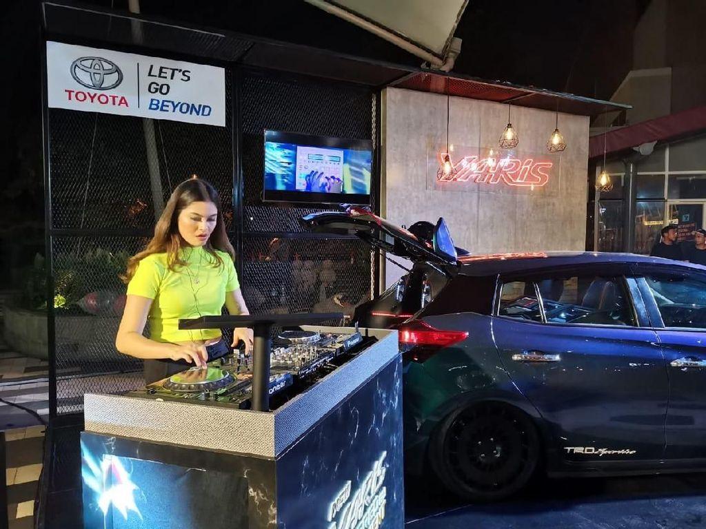 Yaris Goes to DWP, Para DJ Cantik Siap Hentak Gandaria City