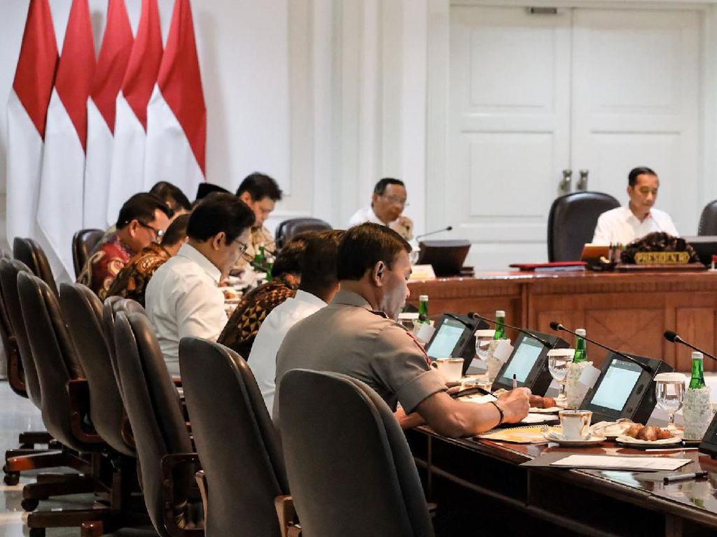 Jokowi Minta Dana Desa Dipakai Mulai Januari 2020: Utamakan Padat Karya
