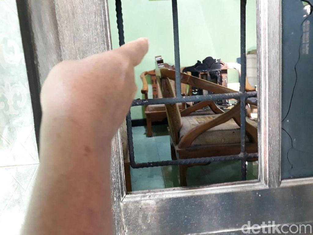 Polisi Buru Pelempar Molotov di Rumah Warga Sleman