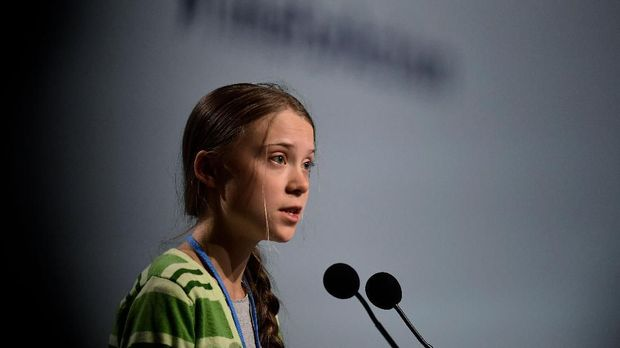 Film Dokumenter Greta Thunberg Tayang pada 2020