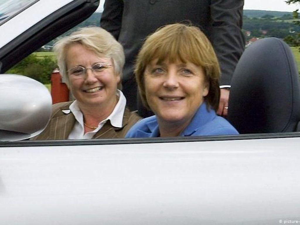 Seandainya Tembok Berlin Tidak Runtuh, Apa Saja Impian Angela Merkel?