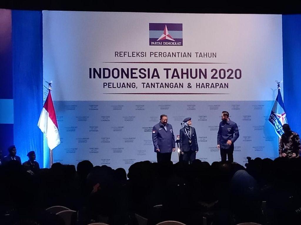 SBY: Saya Ingin pada Saatnya Orang Indonesia Tahu Siapa Demokrat