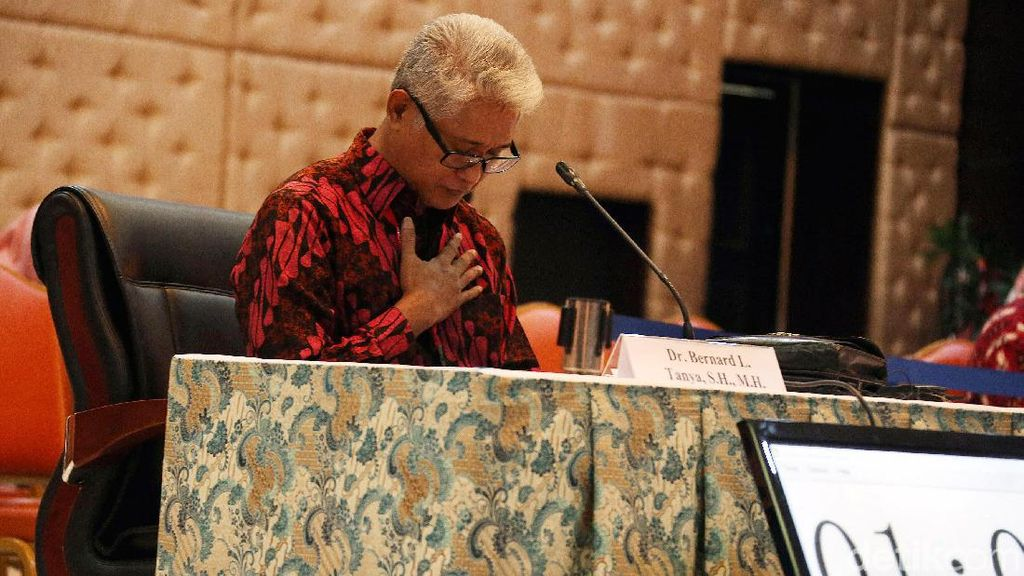 5 Orang Calon Hakim MK Jalani Tes Wawancara di Hari Pertama