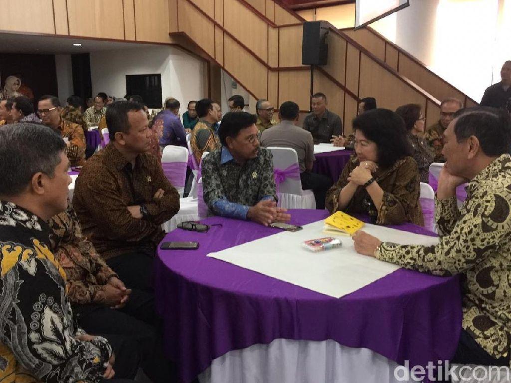 Luhut,Terawan, hingga Edhy Prabowo Kuliah di Lemhannas