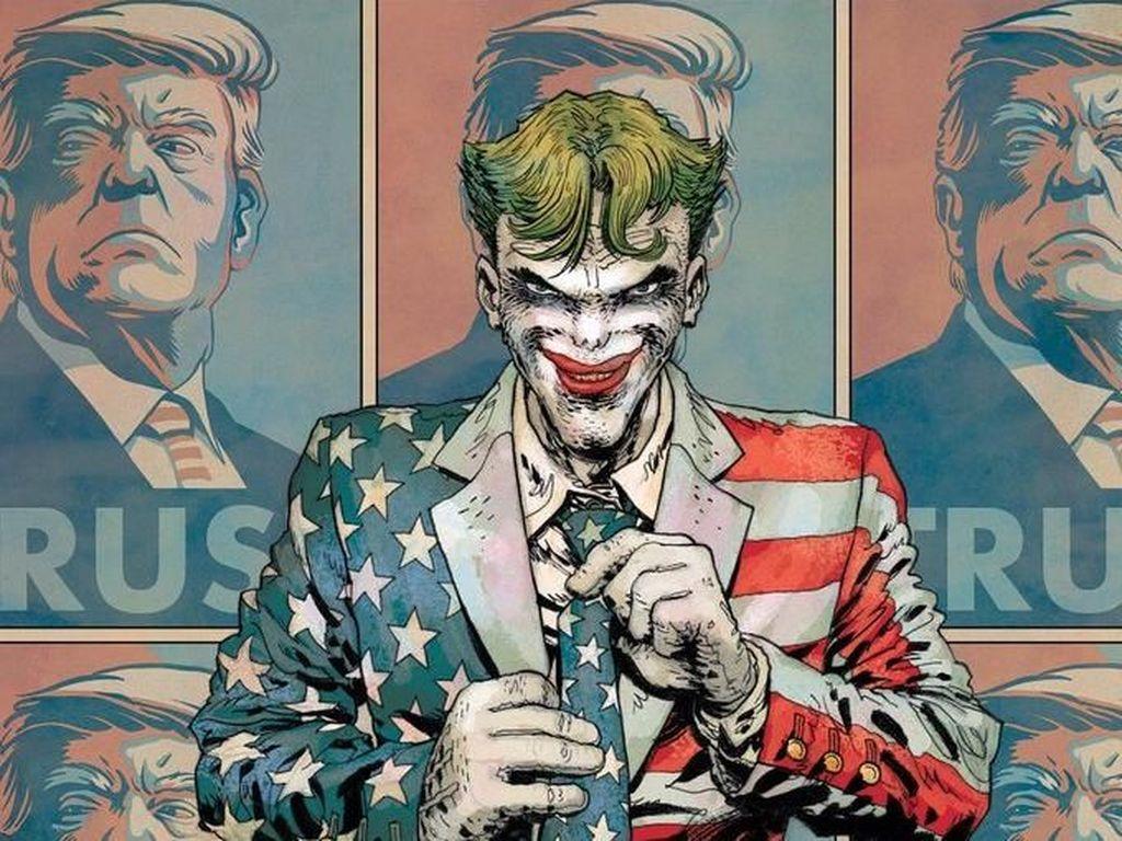 DC Buat Timeline Superhero Baru di Awal 2020