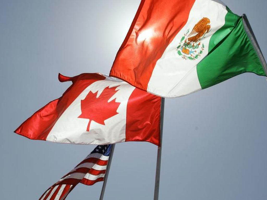 Amerika Serikat, Meksiko dan Kanada Sepakati Perjanjian Dagang Baru