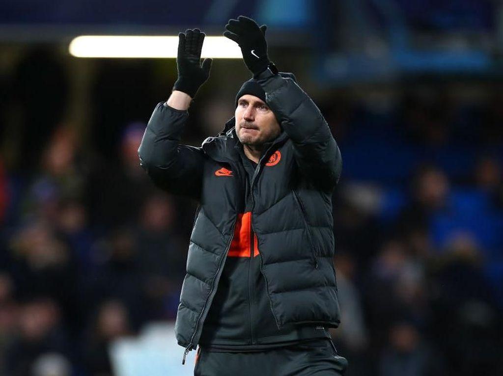 Lampard: Chelsea Tak Boleh Lagi Buang-buang Peluang di 16 Besar