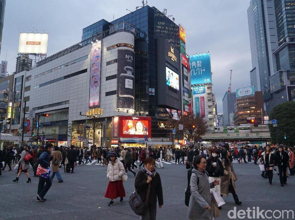 Mau Kerja Digaji Yen? Jepang Lagi Kekurangan Tenaga Kerja Nih