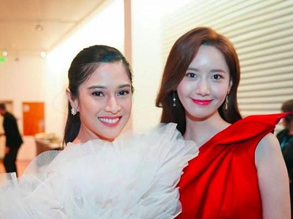 Kecantikannya Dibandingkan Yoona SNSD, Dian Sastro Bersuara