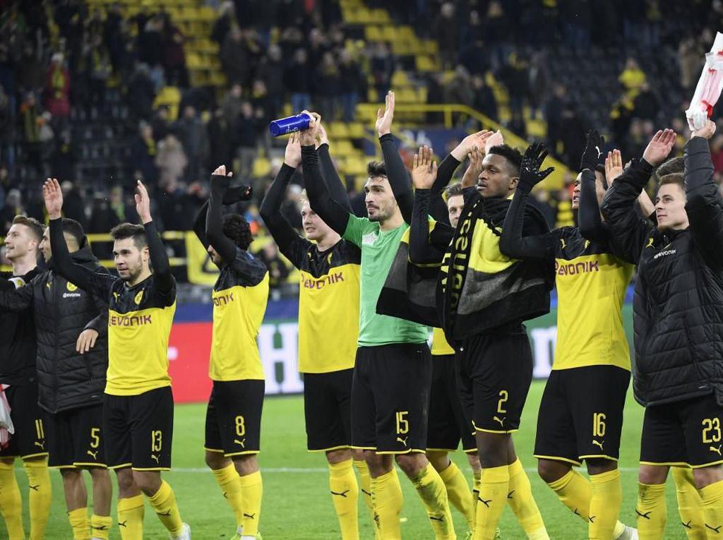 Leganya Dortmund Usai Lolos dari Lubang Jarum