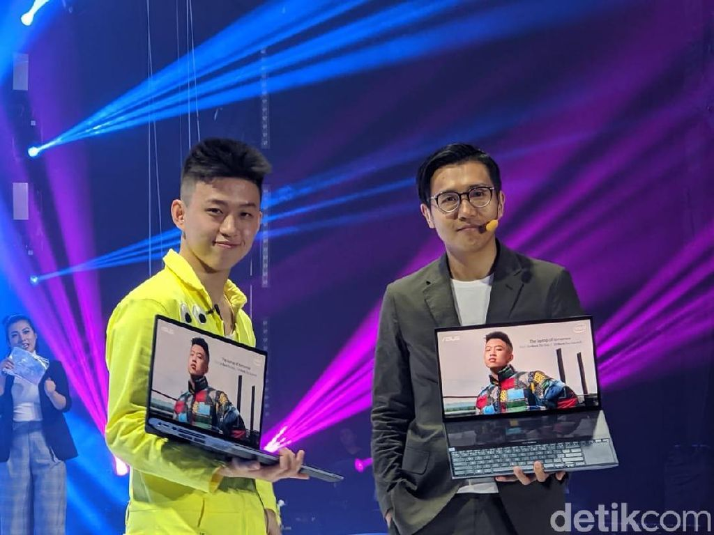 Asus Rilis ZenBook Baru, Cocok untuk Content Creator