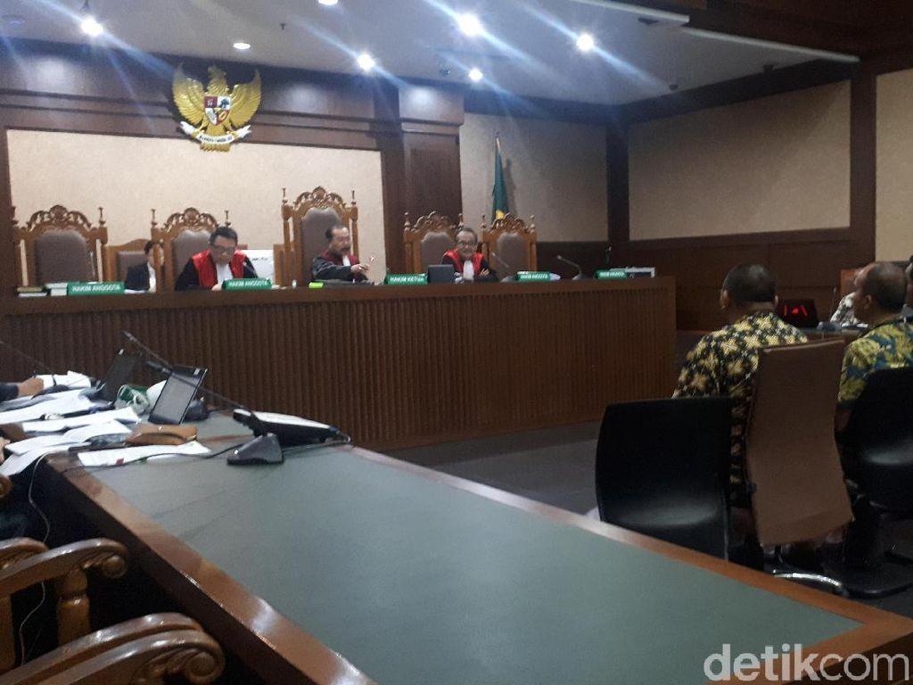 Video Penyuap DPR Soal Kasus Impor Bawang Putih Dituntut 3,5 Tahun