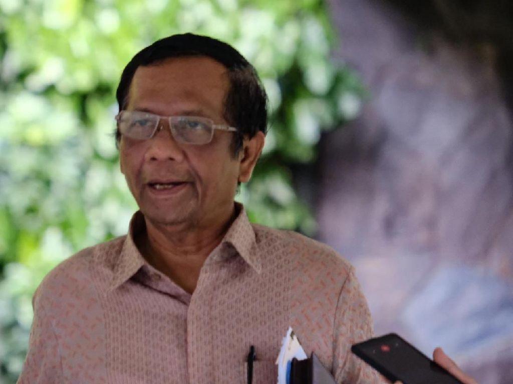 Mahfud Md: KKR untuk Selesaikan Masalah HAM yang Macet