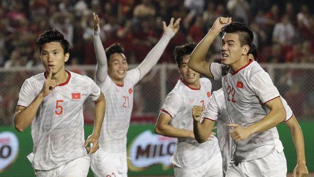 Timnas Vietnam sukses dalam dua tahun terakhir bersama Park Hang Seo.