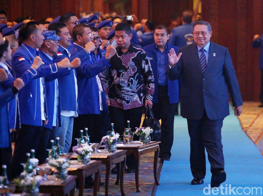 Pewaris Takhta SBY Mulai Memanas