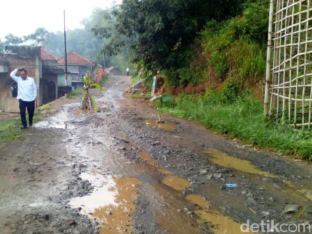 Komisi V Minta Basuki Perhatikan Jalan dan Jembatan Rusak di Sulsel