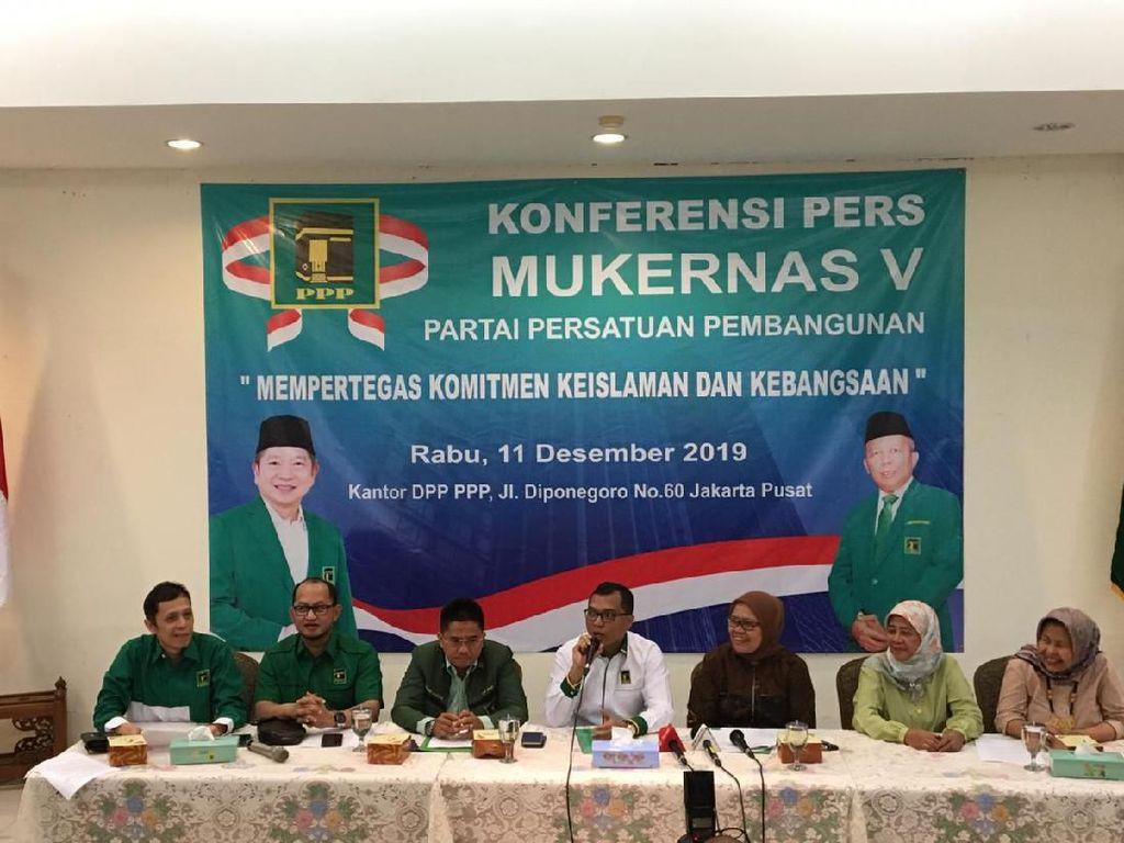 PPP Bersiap Gelar Muktamar, Ini 5 Kandidat Caketum