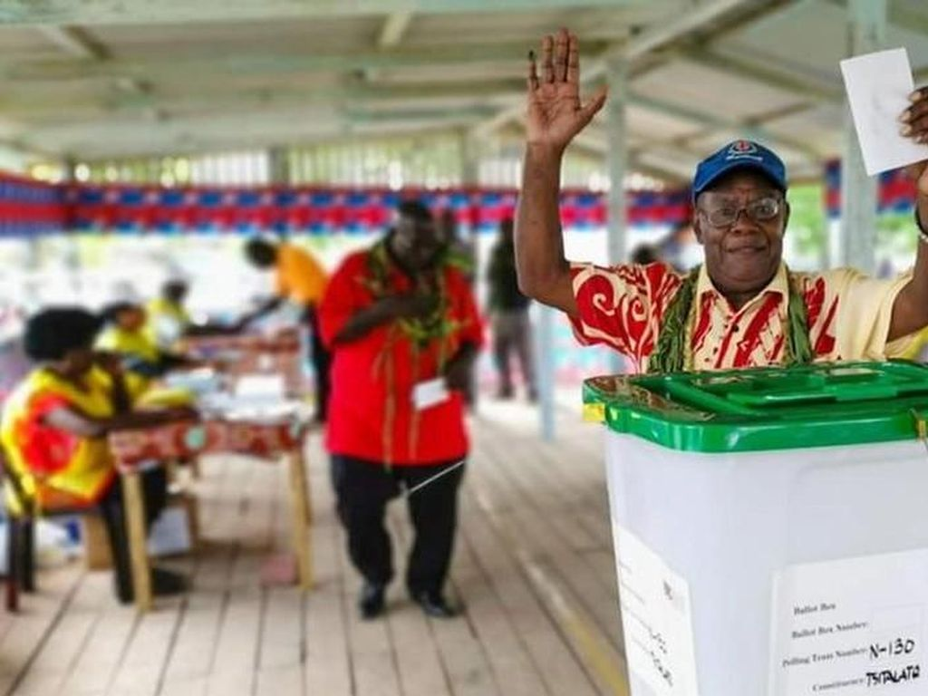 98 Persen Warga Bougainville Pilih Opsi Kemerdekaan dari Papua Nugini
