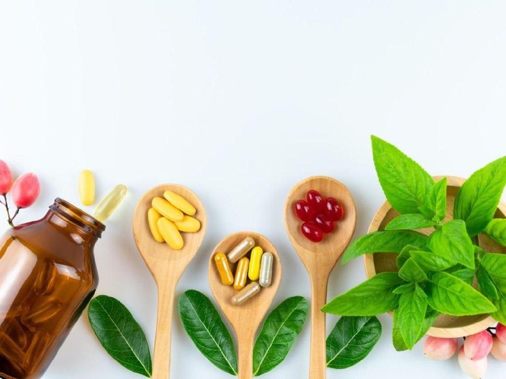 Ketahui Manfaat Sehat Konsumsi Suplemen dari Alam