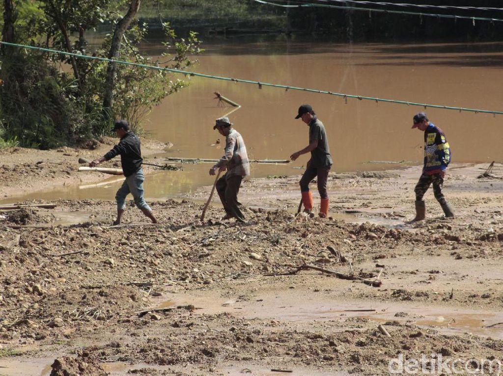 Korban Pergerakan Tanah di Bandung Barat Berharap Bisa Direlokasi