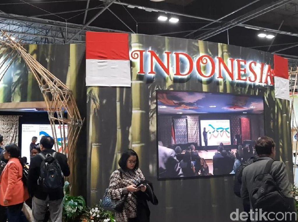RI Siap Kembangkan Pemanfaatan Bambu-Rotan untuk Kendalikan Iklim