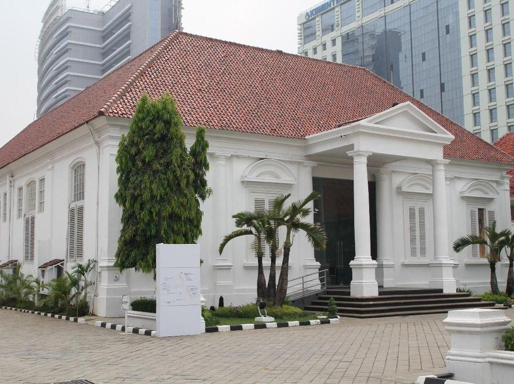 Imbas Corona, Jadwal Pameran Seni di Galeri Nasional Indonesia Mundur