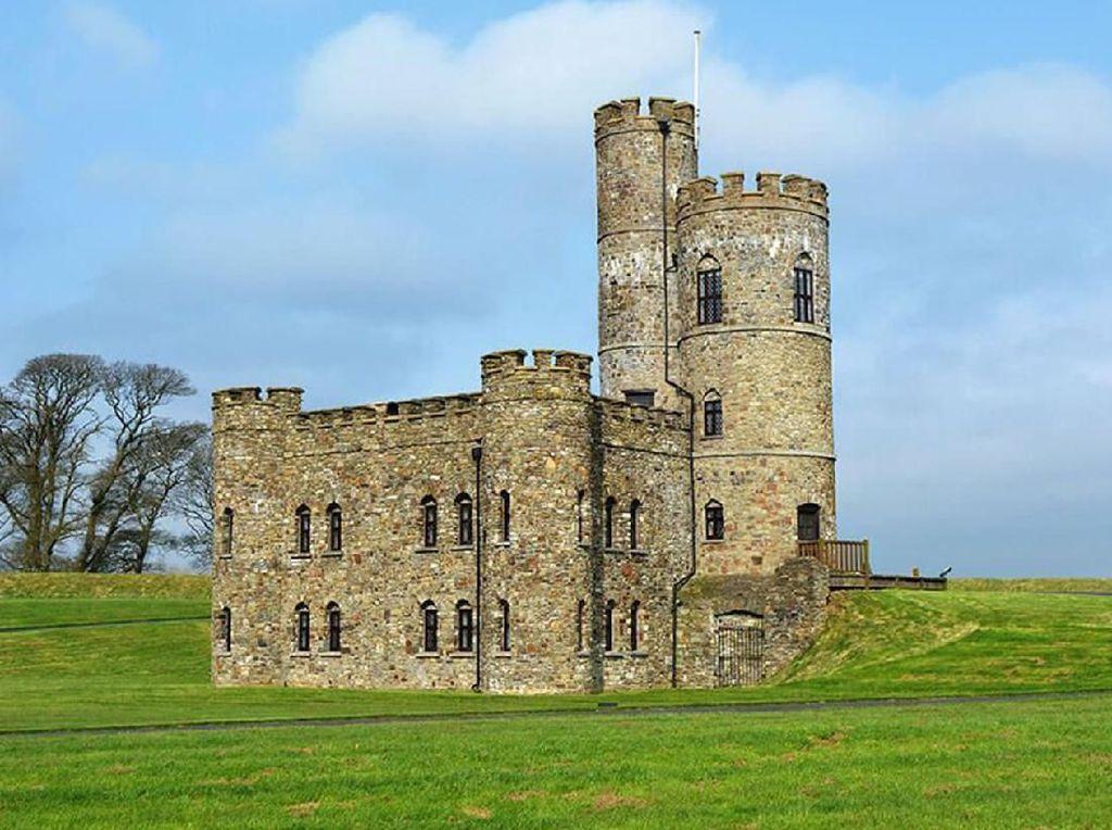 Potret Kastil Mewah yang Disewakan di Inggris