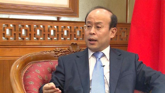 Duta Besar China untuk Indonesia Xiao Qian/Foto: Mardi Rahmat/20 detik