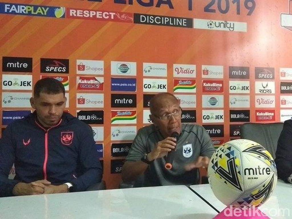 Tekad PSIS Finis di Enam Besar Klasemen Liga 1 2019
