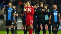 Liga Belgia Disetop Gegara Corona, Club Brugge Juaranya