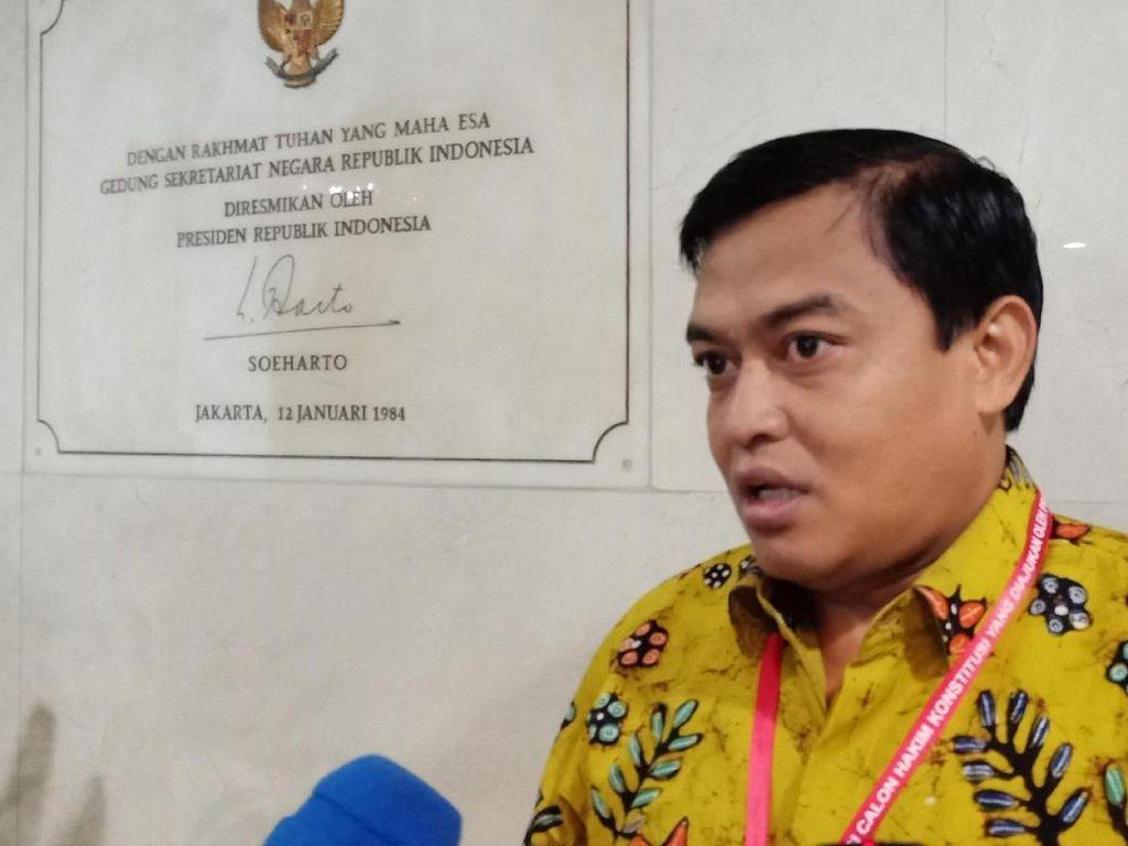 Jika Terpilih, Calon Hakim Konstitusi Widodo Akan Perkuat Kelembagaan MK