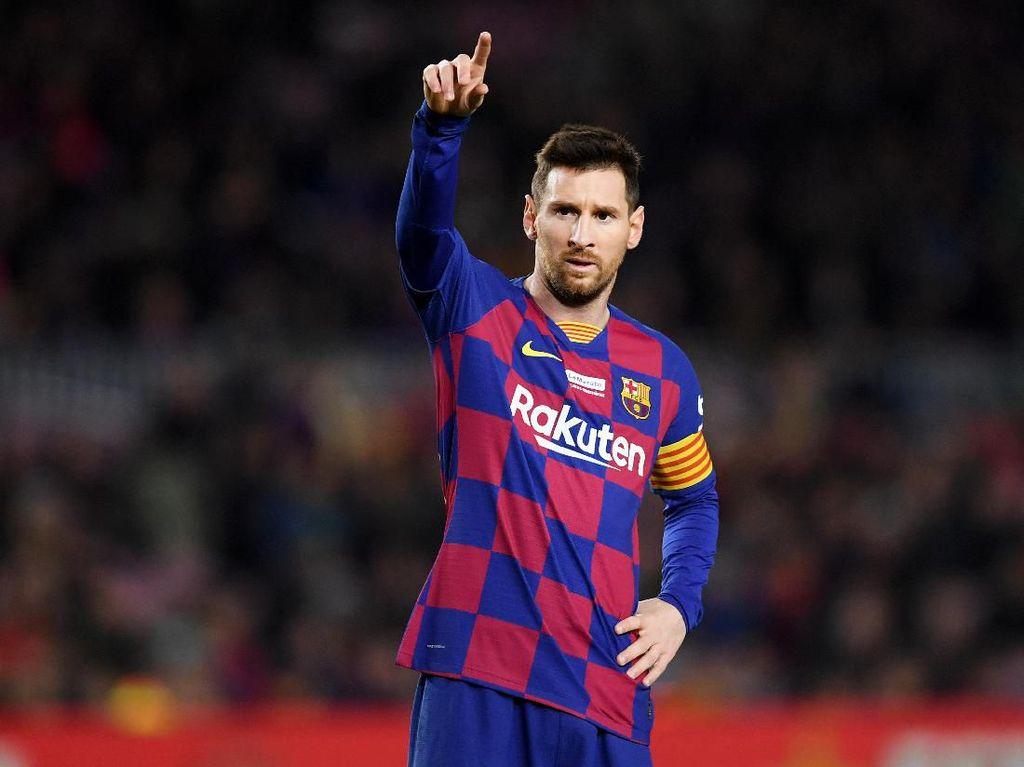 Messi: Barcelona Jangan Sampai Jatuh di Lubang yang Sama