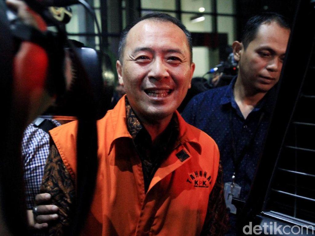 Ini Tampang Tersangka KPK yang Minta Dilindungi Jokowi