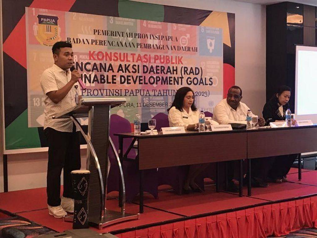 Stafsus Jokowi Billy Mambrasar Soroti Kualitas SDM di Papua