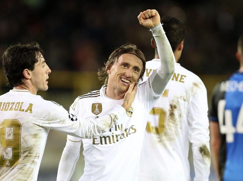 Madrid Belum Belanja, Modric: Skuad Kami Sudah Berkualitas