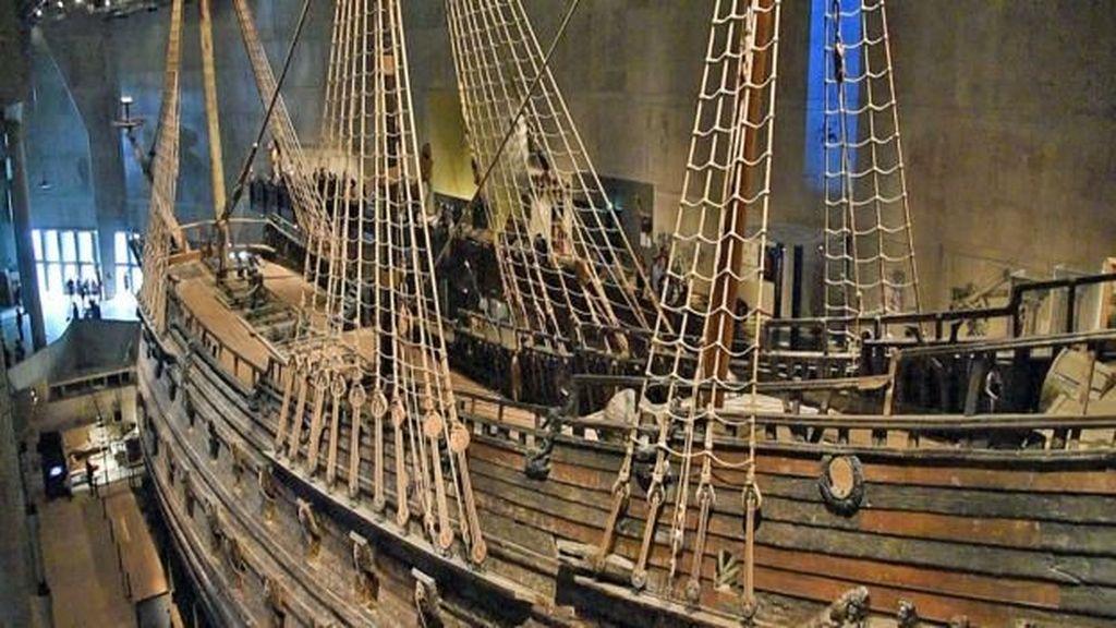 Potret Museum Berisikan Bangkai Kapal dengan Kisah Tragis