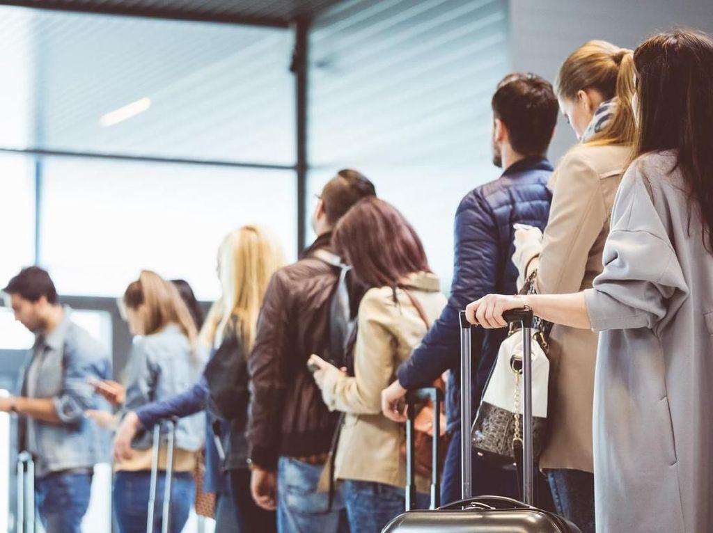 Mau Liburan Akhir Tahun, Jangan Lakukan Hal Ini di Bandara
