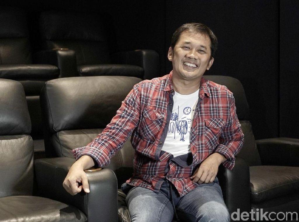 Seniman Yogya Divaksinasi, Hanung Bramantyo: Bangun Kepercayaan Diri