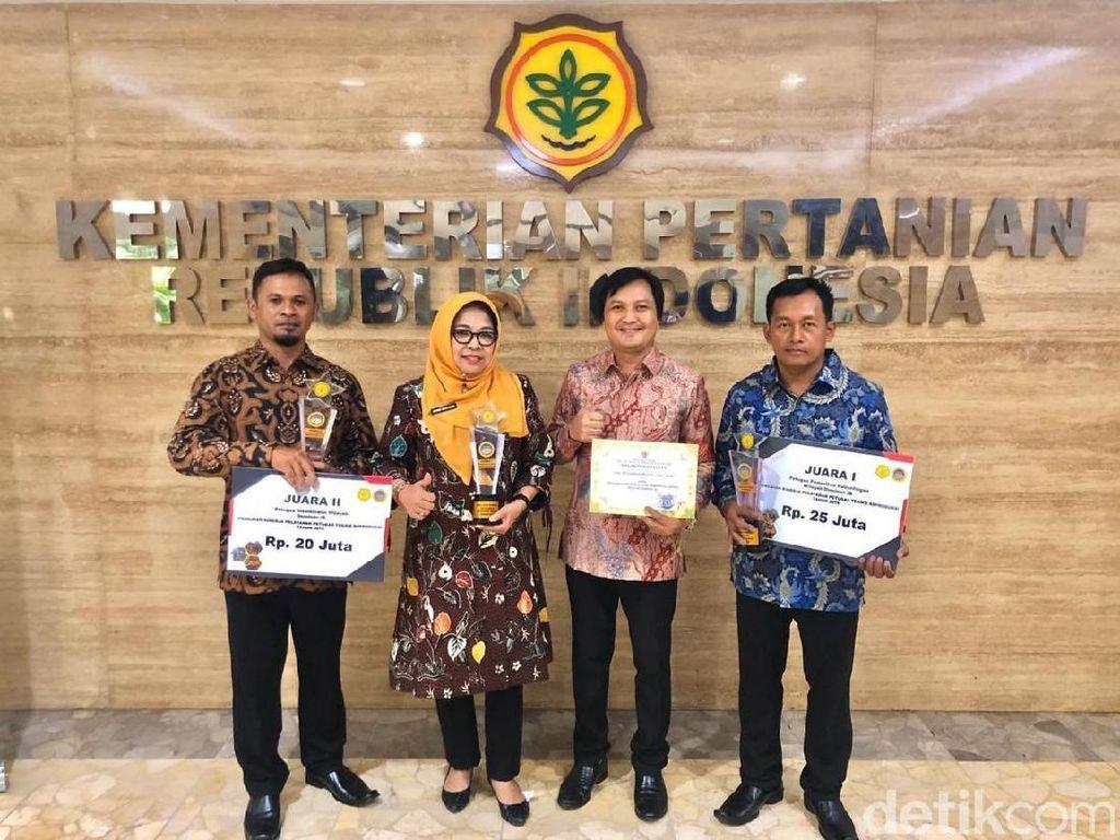Provinsi Jatim Sabet Tiga Penghargaan Bidang Peternakan Tingkat Nasional