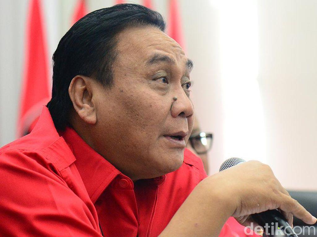 Ketua Medan Johor Serang Djarot Gegara Akhyar, DPP PDIP Anggap Hal Kecil