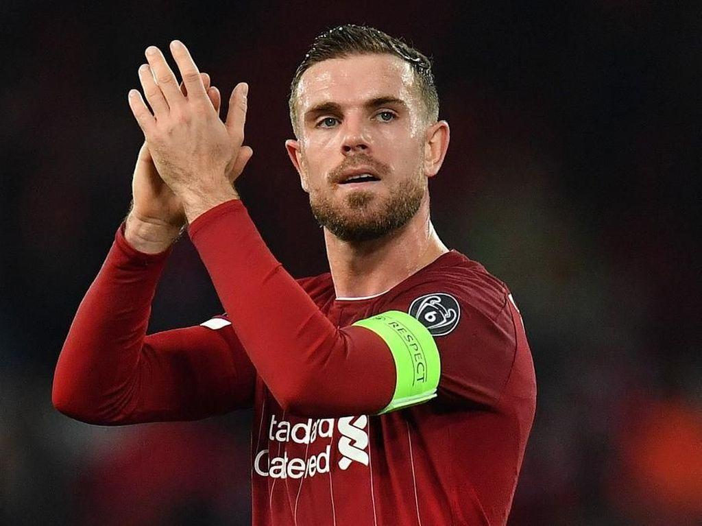 Jordan Henderson, Kapten Liverpool yang Menyebalkan