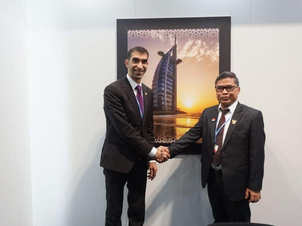 UEA Undang Jokowi Bicara di Forum ADSW di Abu Dhabi