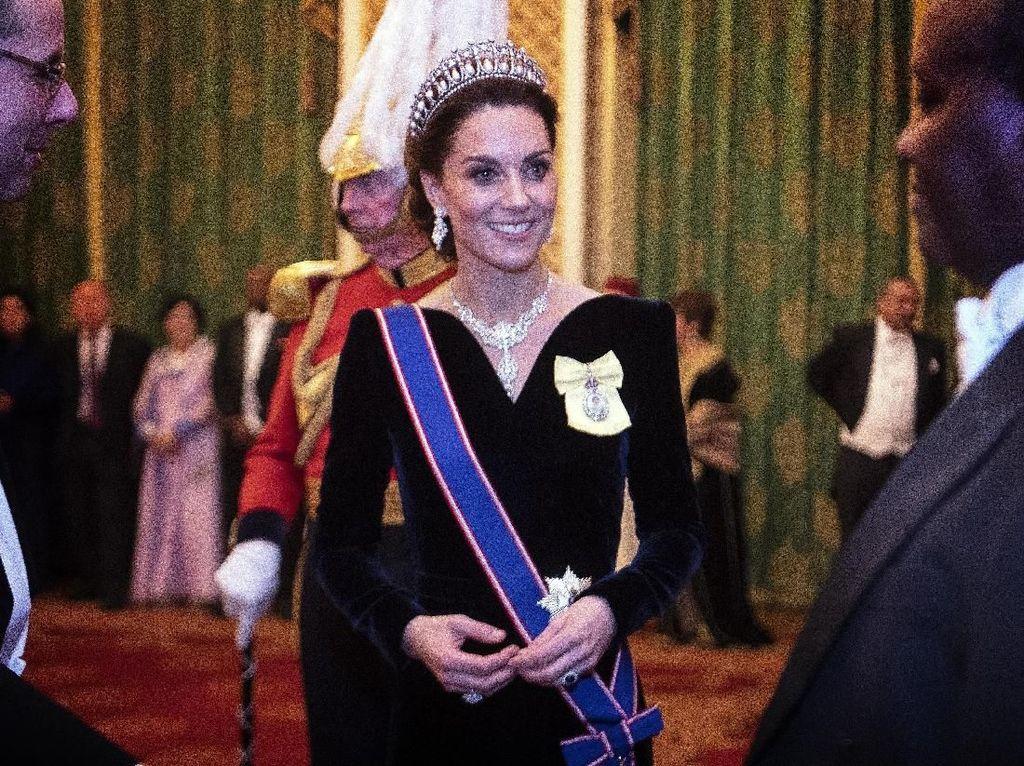 Ditanya soal Anak Keempat, Ini Kata Kate Middleton