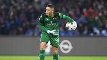 Gollini Mantap! Blok Tendangan Morata dengan Muka-Tangkap Penalti Ronaldo