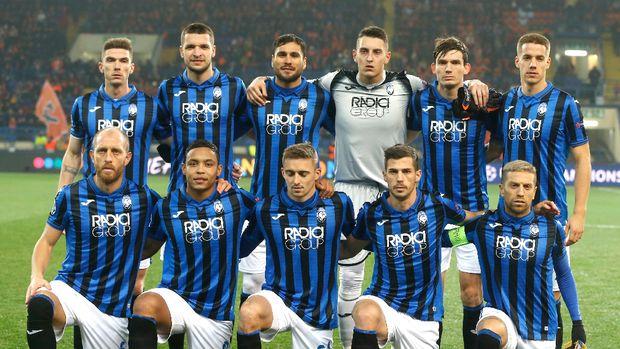 Atalanta mampu lolos ke 16 besar Liga Champions meski kalah di tiga partai awal.